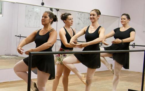 Ballet Adulto - Marcia Pee