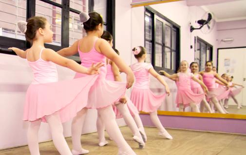 Baby Class - Aula de Ballet Infantil - Foto 1   Marcia Pee