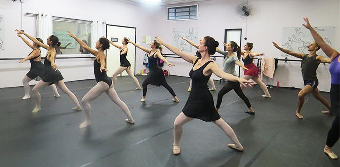 75a55d2556 Ballet para Adultos em SP - Zona Sul